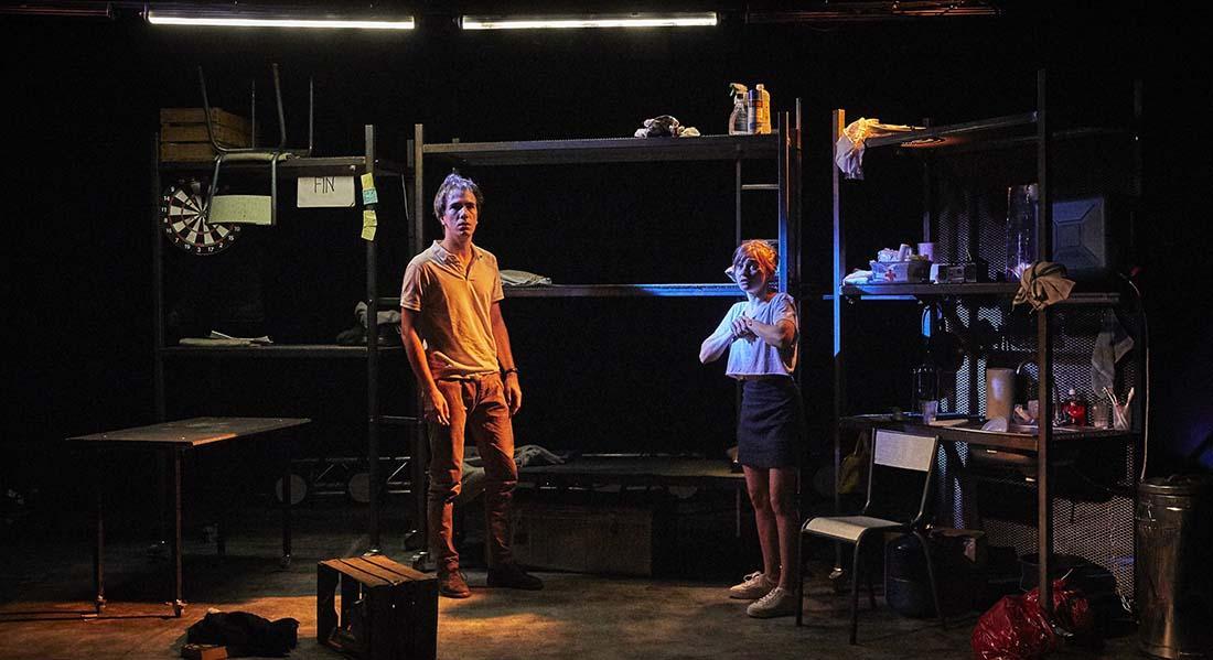 After the End de Dennis Kelly, mise en scène Antonin Chalon - Critique sortie Théâtre Angers Cloître Toussaint