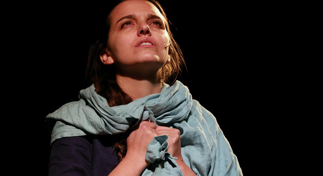 Asia de Mouloud Belaïdi mis en scène par Gérard Gelas - Critique sortie Théâtre Avignon Théâtre du Chêne Noir