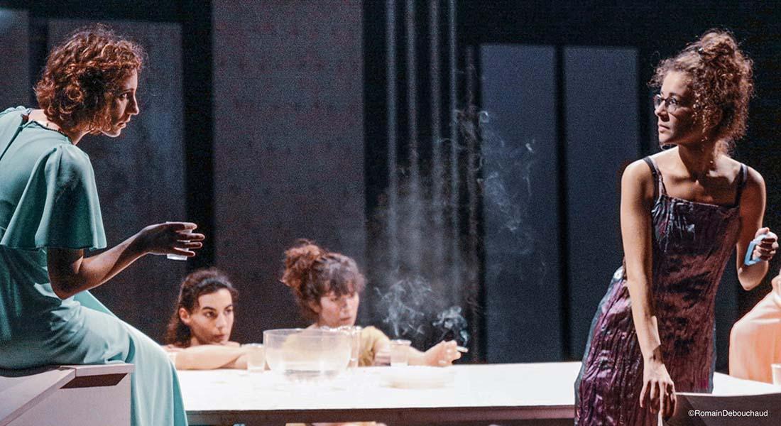 Ce qu'il me reste de Louise Arcangioli - Critique sortie Théâtre Montpellier Hangar Théâtre