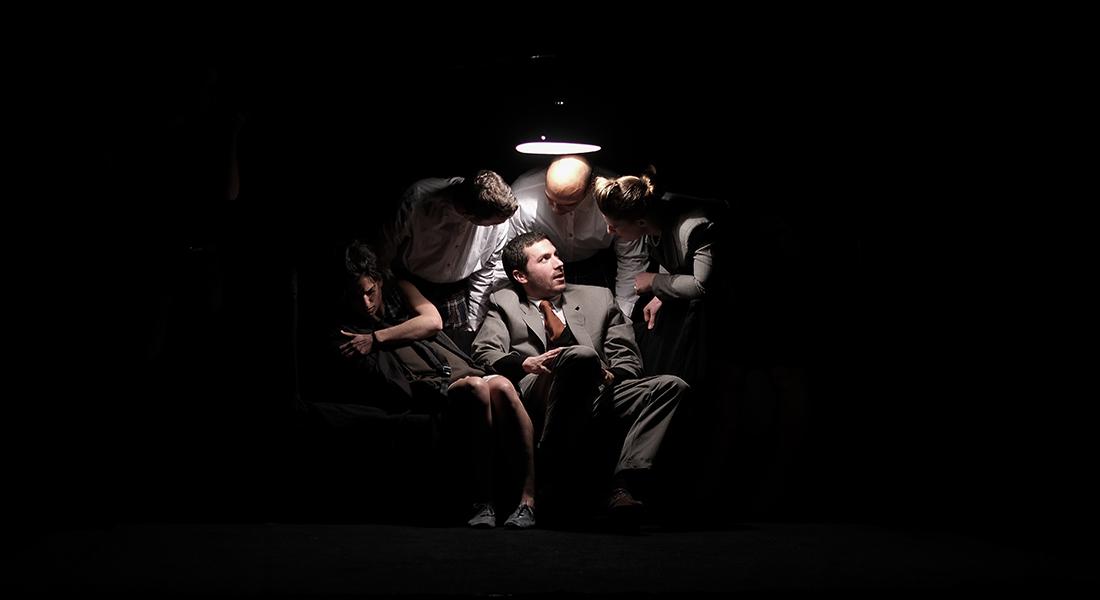 Cendrillon de Joël Pommerat mis en scène par Camille de la Guillonnière - Critique sortie Théâtre Avignon Le Nouveau Grenier