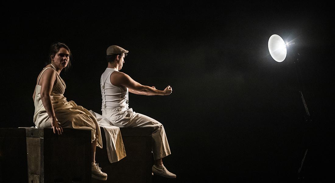Comme si nous… L'assemblée des clairières de Simon Grangeat, mise en scène de Christian Duchange - Critique sortie Théâtre Avignon L'Entrepôt