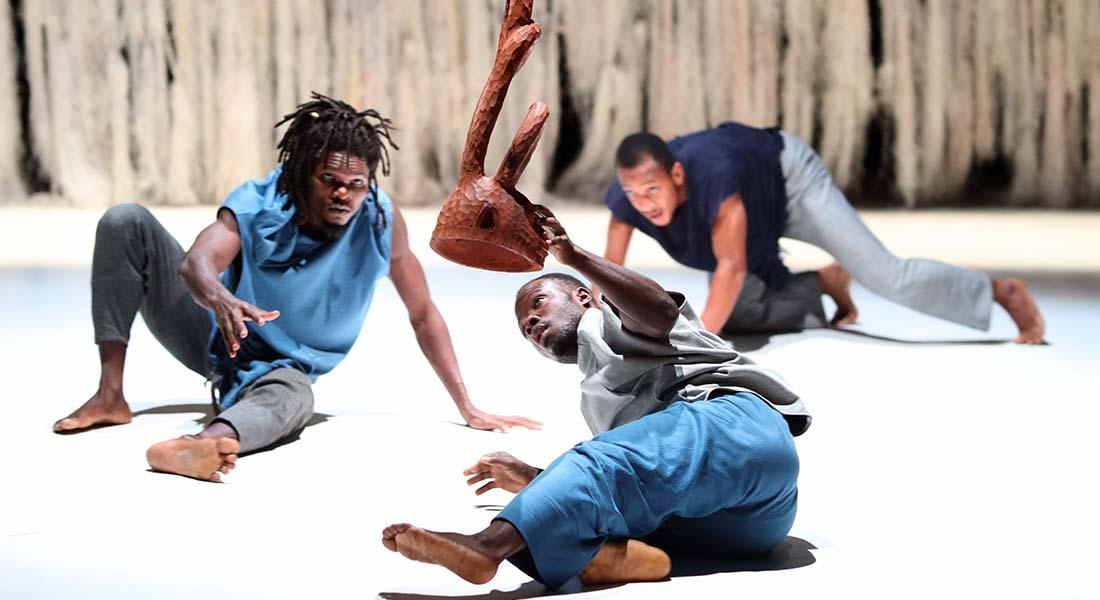 Dide de Sarah Trouche & Marcel Gbeffa - Critique sortie Danse Paris Théâtre de l'Aquarium La Cartoucherie