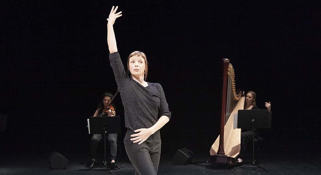Giselle… de François Gremaud - Critique sortie Théâtre Montpellier Amphithéâtre d'O