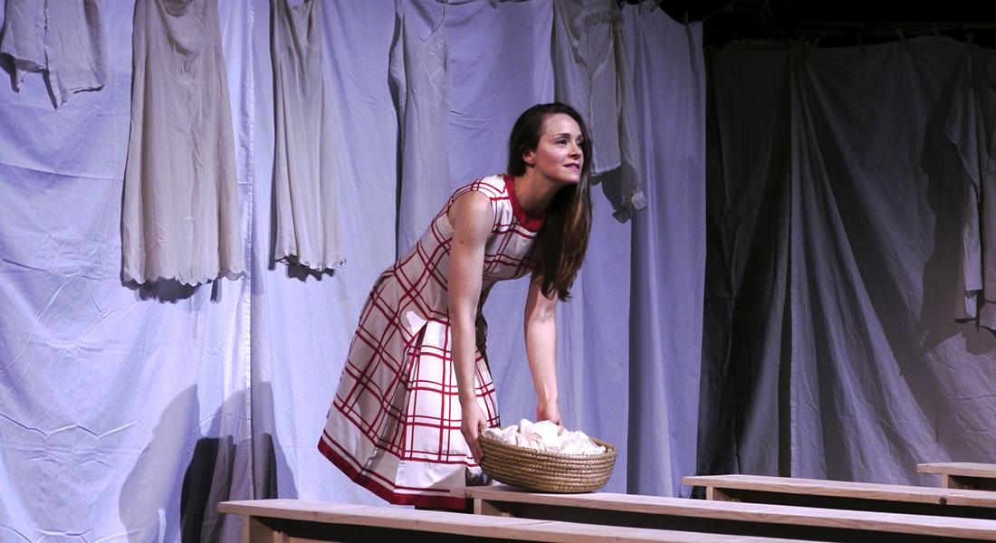 La Mégère apprivoisée de Shakespeare, adaptation et mise en scène de Frédérique Lazarini - Critique sortie Théâtre Avignon Théâtre du Chêne Noir
