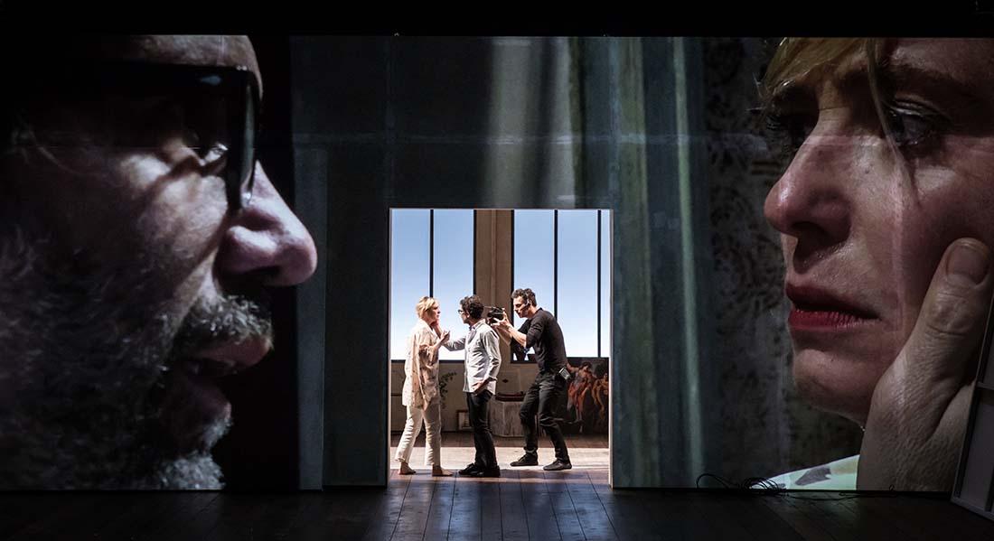 La Mouette d'après Anton Tchekhov, mise en scène de Cyril Teste - Critique sortie Théâtre Montpellier Théâtre Jean-Claude Carrière