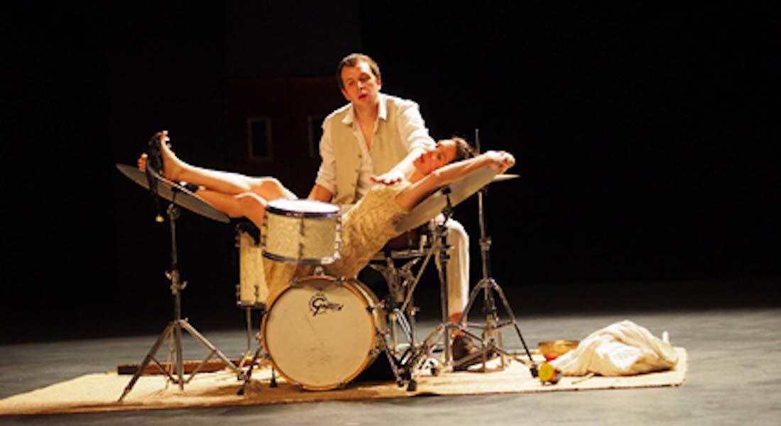 Le Bigraphe, créé par Anne-Emmanuelle Davy et Thibault Perriard - Critique sortie Théâtre Paris Théâtre de l'Aquarium