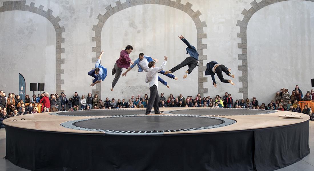 Le Festival d'Alba 2021 - Critique sortie Théâtre Bourg-Saint-Andéol La Cascade Pôle National Cirque