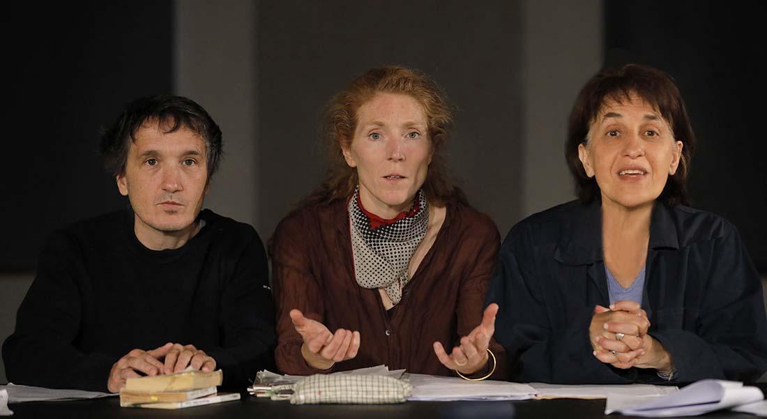 Les Imprudents d'après Marguerite Duras, mise en scène d'Isabelle Lafon - Critique sortie Théâtre Montpellier Domaine d'O