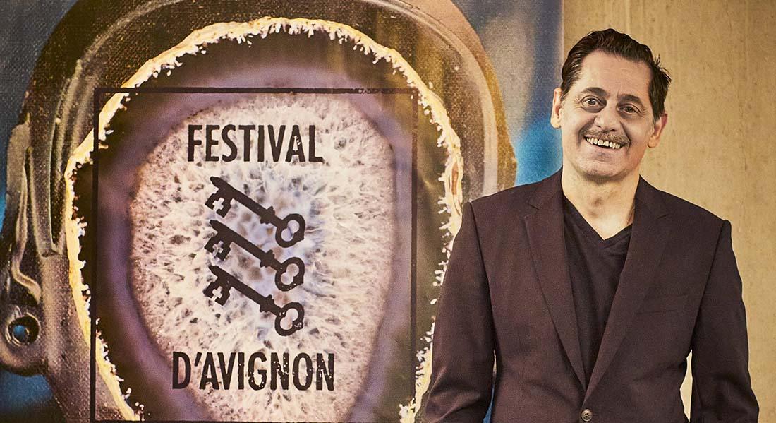 Festival d'Avignon 2021 : enfin les retrouvailles - Critique sortie Théâtre Avignon Festival d'Avignon. Jardin de la bibliothèque Ceccano