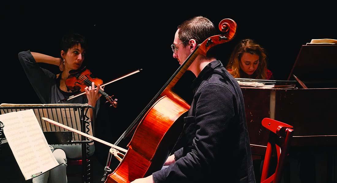 Opération M.A.U.R.I.C.E., création par le trio A.Storni - Critique sortie Classique / Opéra Paris Théâtre de l'Aquarium