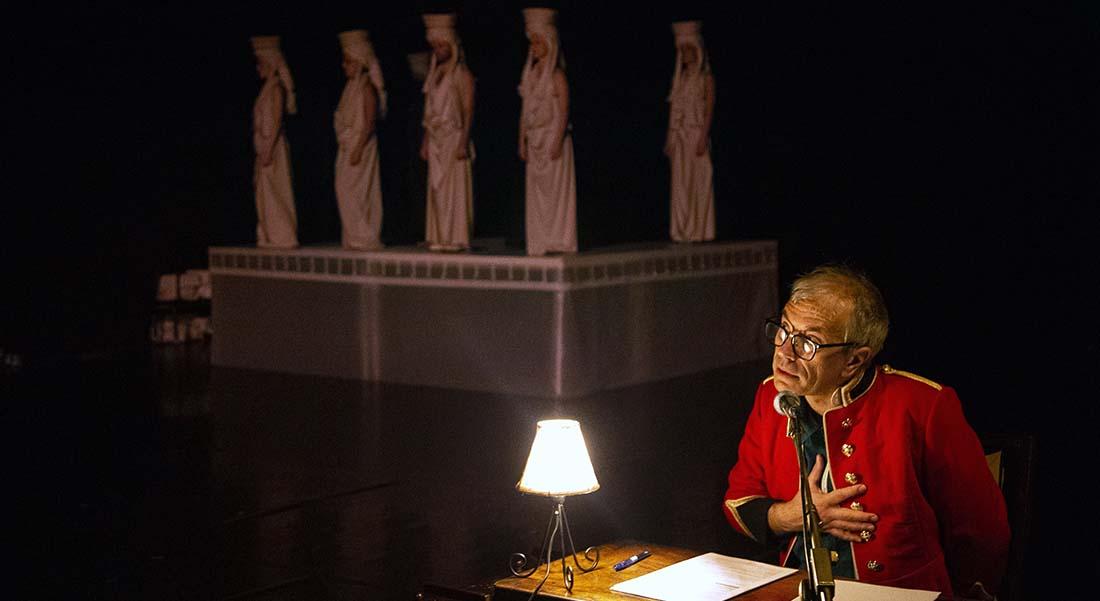 OVTR (On va tout rendre) de Gaëlle Bourges - Critique sortie Danse Paris Théâtre de l'Aquarium La Cartoucherie