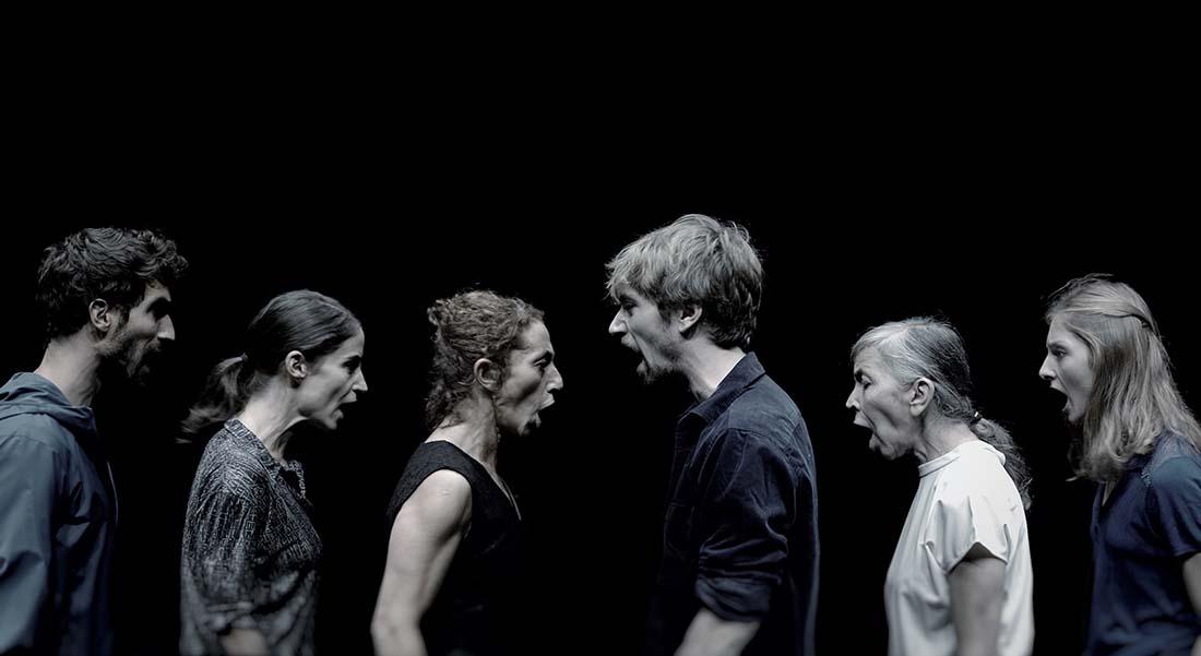 Percut de Pierre Pontvianne - Critique sortie Danse Paris Théâtre de l'Aquarium