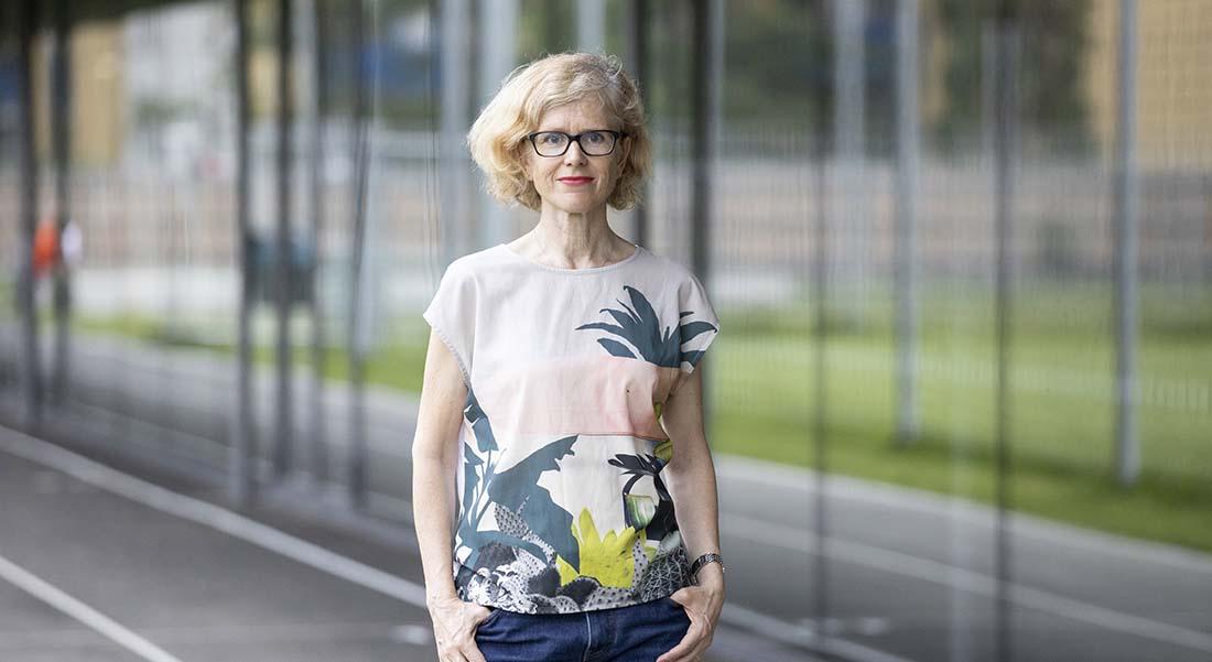 Rencontre avec Joanne Leighton pour la création de People United - Critique sortie Danse Paris Théâtre de l'Aquarium