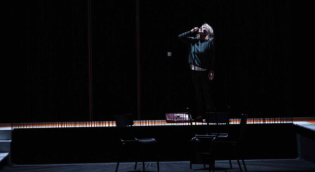 Royan, la professeure de français, de Marie NDiaye, mise en scène de Frédéric Bélier-Garcia - Critique sortie Théâtre Villeneuve-lès-Avignon Festival d'Avignon. Chartreuse de Villeneuve-lez-Avignon