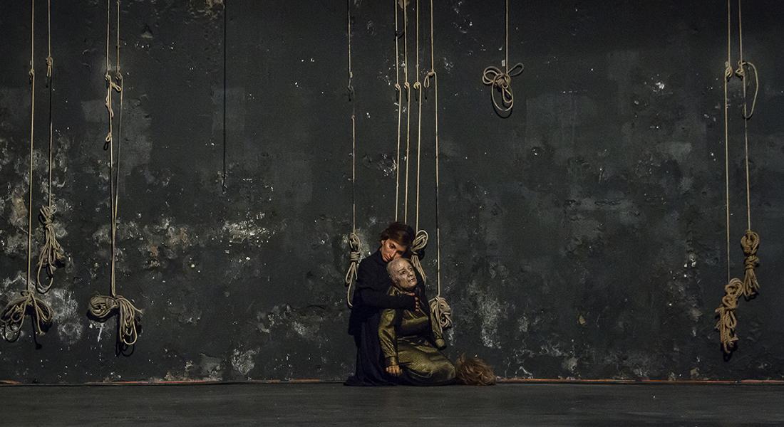 Tchaïka d'après Tchekov, mise en scène Natacha Belova et Tita Lacobelli - Critique sortie Théâtre Avignon Théâtre des Doms