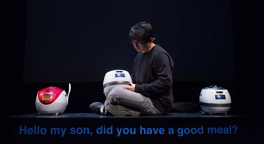 The Hamartia Trilogy : Lolling & Rolling, Cuckoo, The History of Korean Western Theatre de Jaha Koo - Critique sortie Théâtre Montpellier Hangar Théâtre