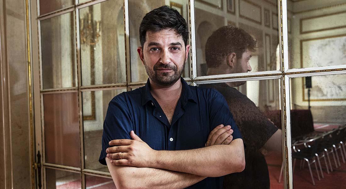 La Cerisaie d'Anton Tchekhov, mise en scène de Tiago Rodrigues - Critique sortie Théâtre Avignon Festival d'Avignon. Cour d'honneur du Palais des papes