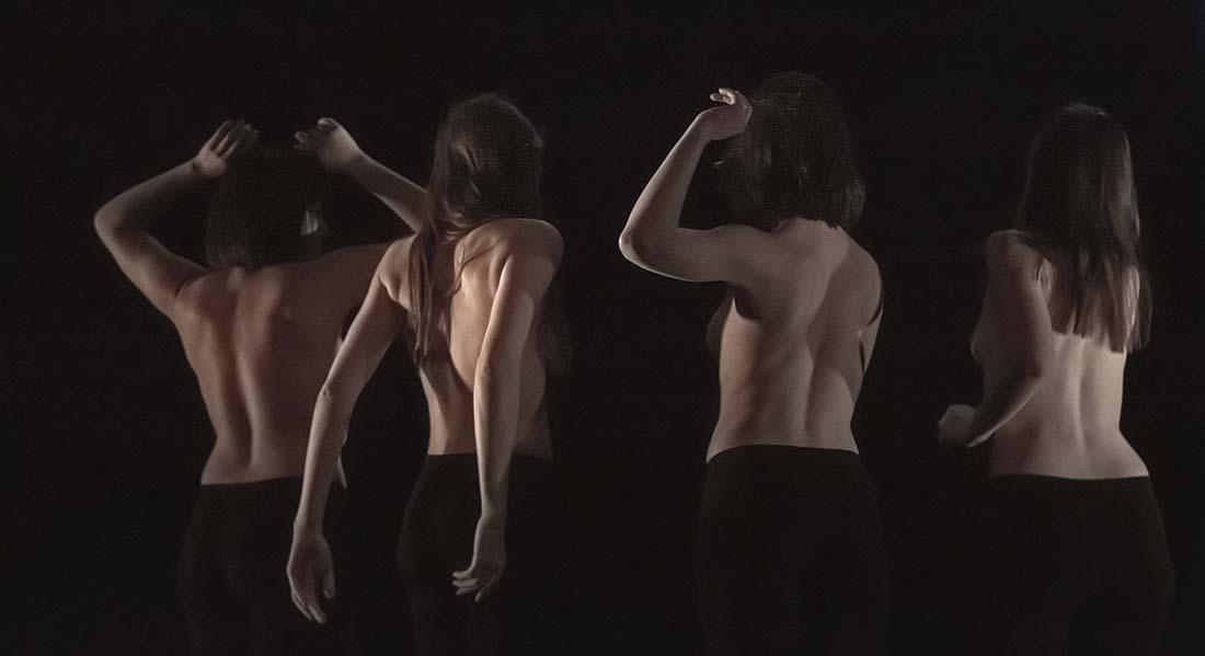 Plubel de Fabritia d'Intino & Clémentine Vanlerbergh - Critique sortie Danse Avignon La Manufacture