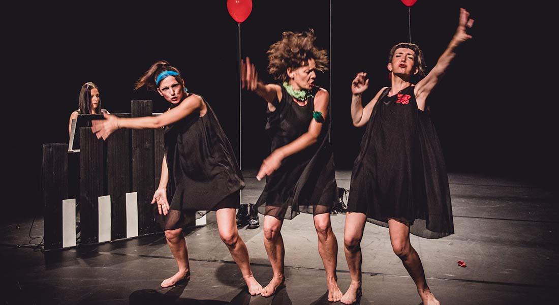 Les 4 Barbu(e)s : Le pari d'en rire, mise en scène Jean-Jacques Minazio - Critique sortie Théâtre Avignon Théâtre Alizé