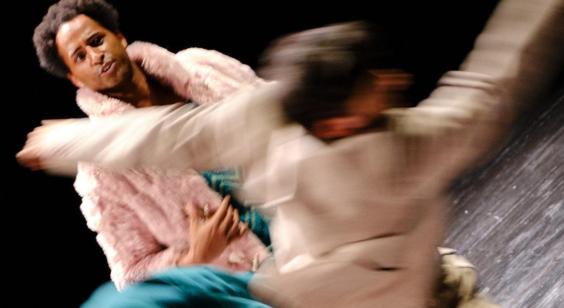 Angels in America de Tony Kushner, mis en scène et chorégraphié par Philippe Saire - Critique sortie Théâtre Avignon La Manufacture