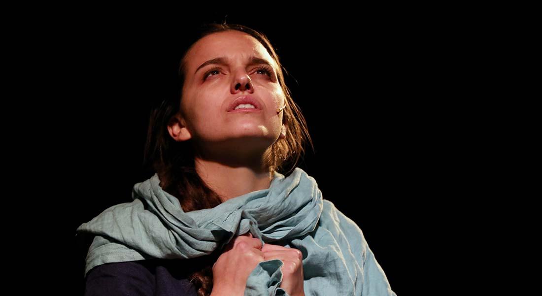 Asia de Mouloud Belaïdi mis en scène par Gérard Gelas - Critique sortie Avignon / 2021 Avignon Avignon Off. Théâtre du Chêne Noir