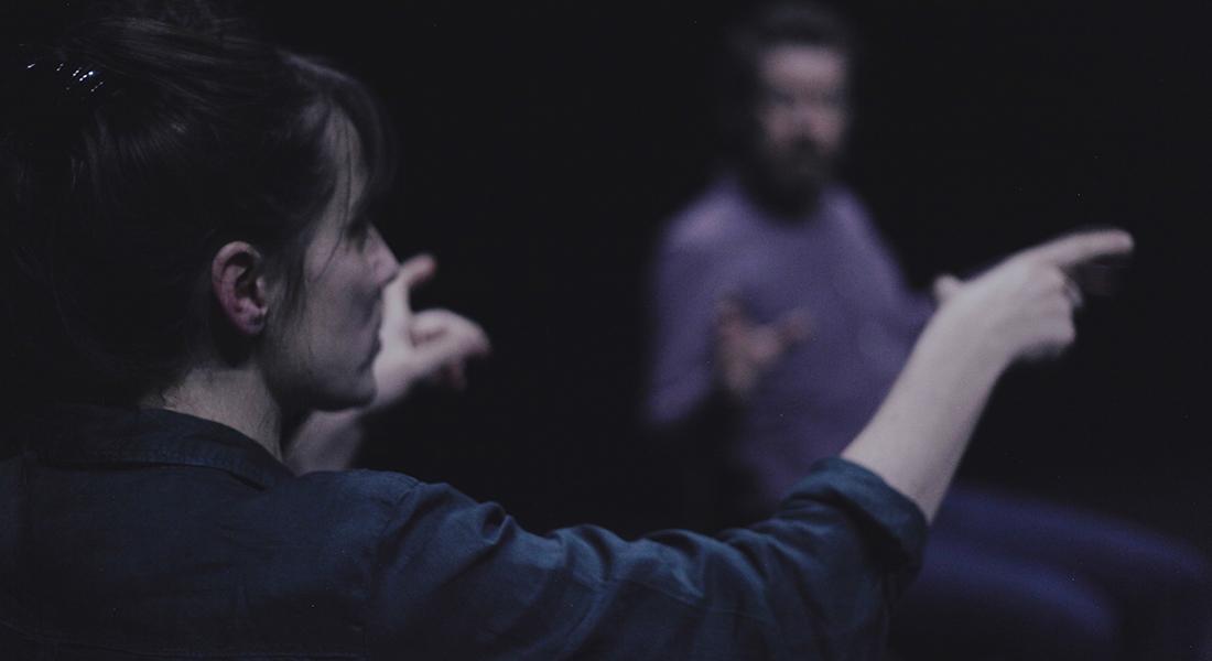 Aveugles de Vincent Collet - Critique sortie Théâtre Avignon Théâtre du Train Bleu