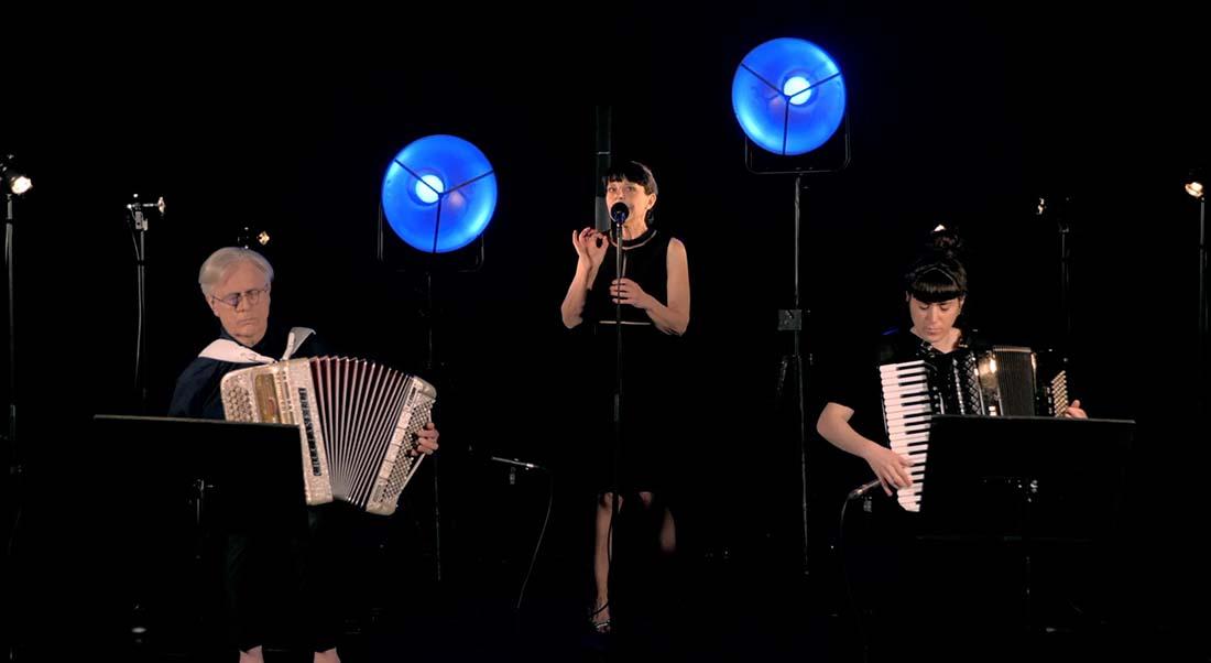 Barbe bleue de Sylvie Nève, mise en scène d'Anne-Margrit Leclerc - Critique sortie Avignon / 2021 Avignon Avignon off. Théâtre Transversal
