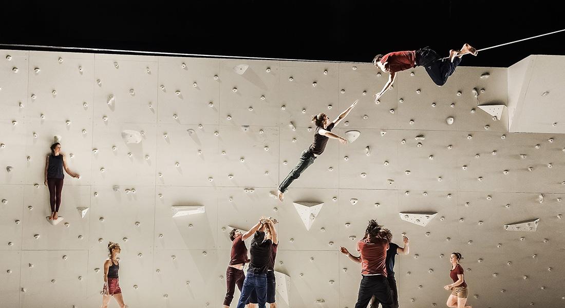 Corps extrêmes de Rachid Ouramdane - Critique sortie Danse Montpellier Théâtre de l'Agora