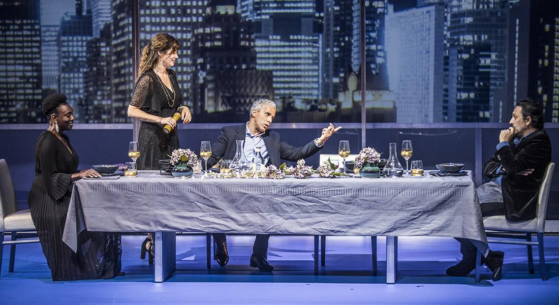 Disgraced (Exclus), d'Ayad Akhtar, traduction de  Pierre Laville, mise en scène de Daniel Benoin - Critique sortie Théâtre Antibes Anthéa