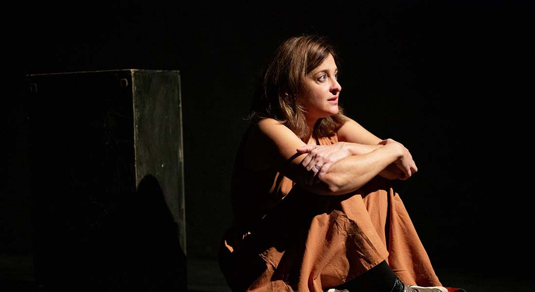 Elle(s) de Patrick Dray - Critique sortie Avignon / 2021 Avignon Avignon Off. Théâtre Au bout là-bas