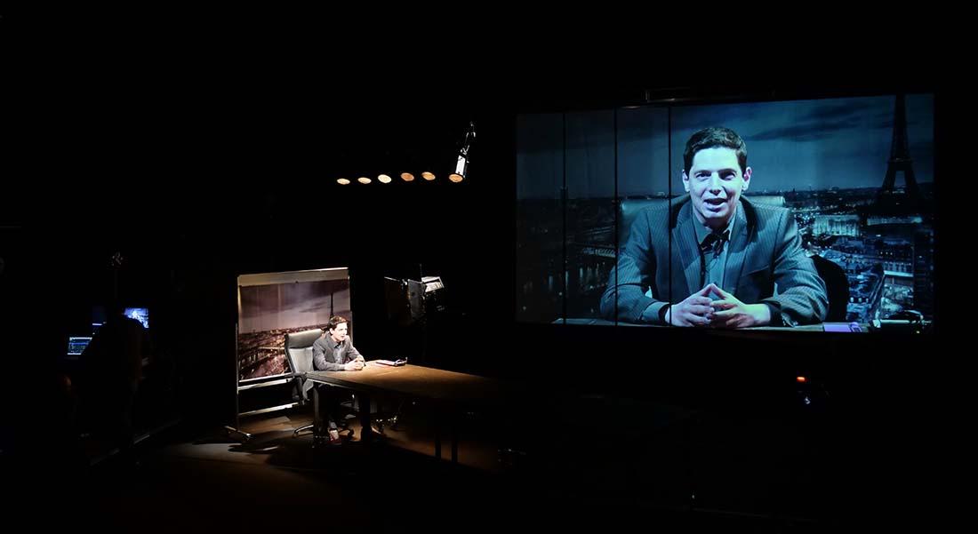 Et c'est un sentiment qu'il faut déjà que nous combattions je crois, de David Farjon - Critique sortie Théâtre Avignon Le 11. Avignon