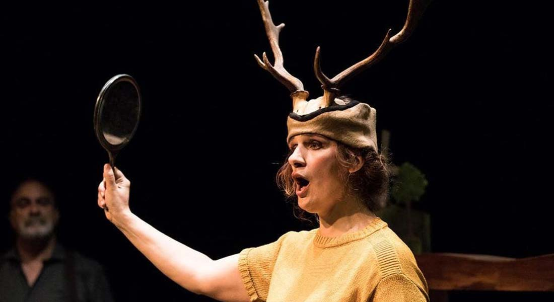 Les Fables Enchantées, mise en scène de Lena Rondé - Critique sortie Théâtre Avignon Théâtre des Lucioles