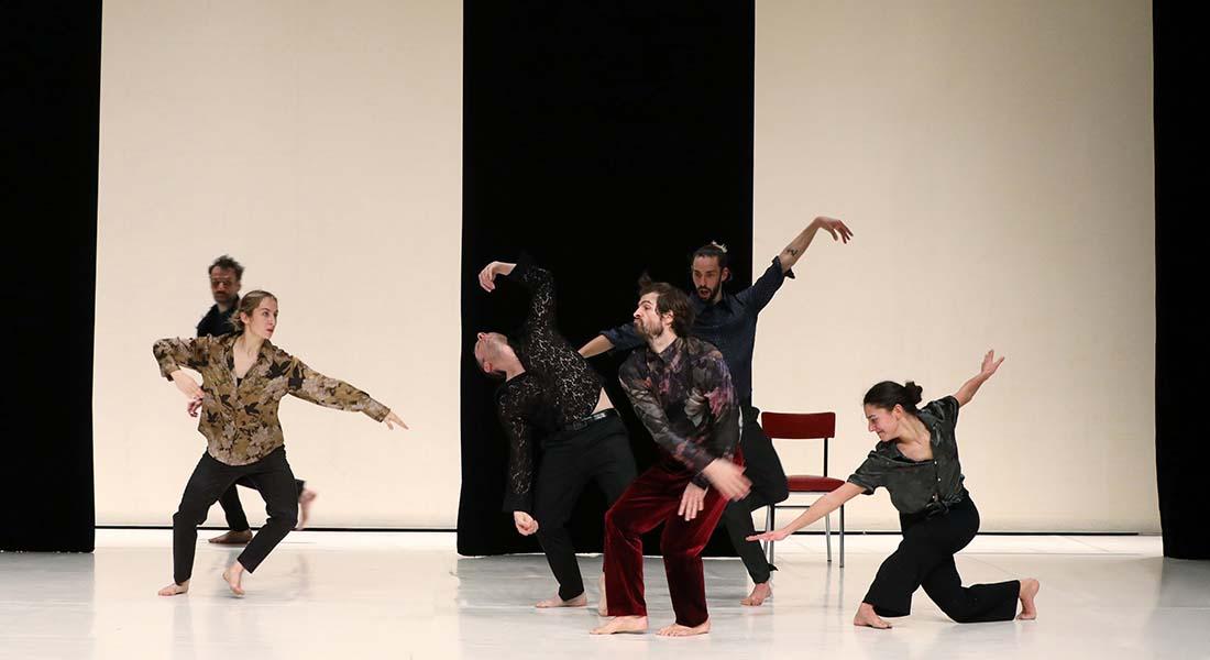 Facéties de Christian et François Ben Aïm - Critique sortie Danse Avignon CDCN Les Hivernales
