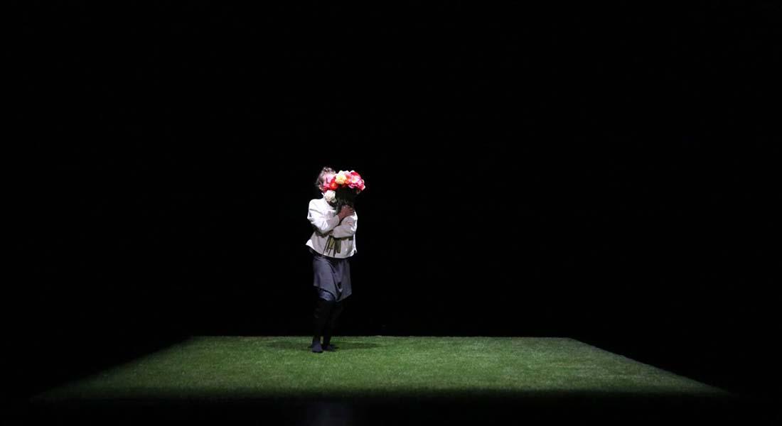 Hidden Garden de Jill Crovisier - Critique sortie Danse Avignon Théâtre Golovine