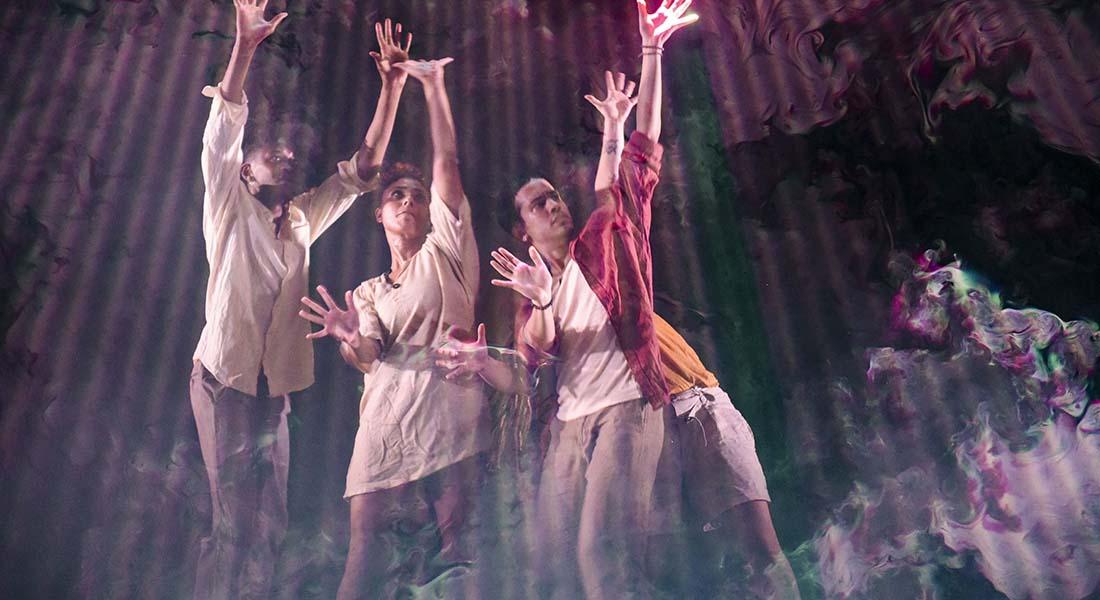 Hip-hop au Théâtre Golovine - Critique sortie Danse Avignon Théâtre Golovine
