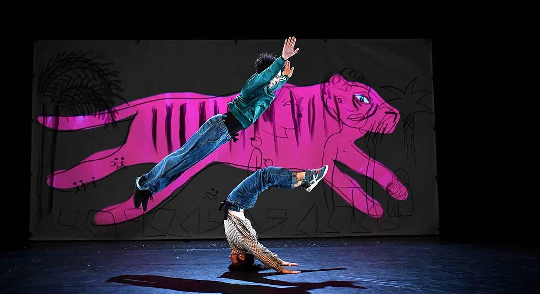 Je suis Tigre de Florence Bernad - Critique sortie Théâtre Avignon Occitanie fait son cirque en Avignon