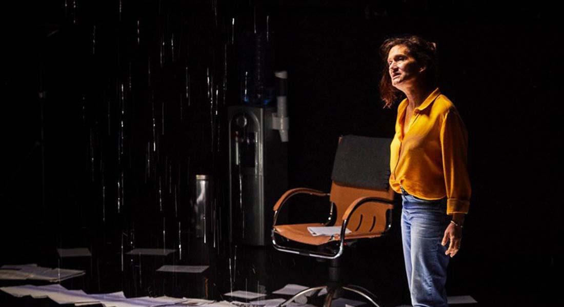 L'Araignée de Charlotte Lagrange - Critique sortie Théâtre Avignon Le 11. Avignon