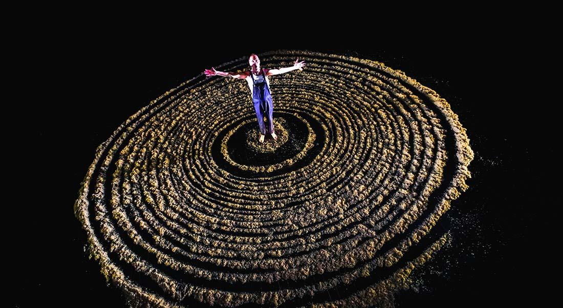 L'utopie des arbres d'Alexis Louis-Lucas, mise en scène Pierre Yanelli - Critique sortie Théâtre Avignon Théâtre l'Entrepôt