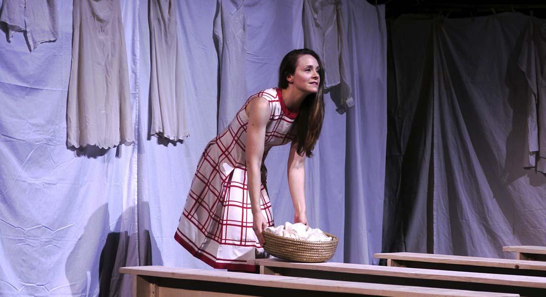 La Mégère apprivoisée de Shakespeare, adaptation et mise en scène de Frédérique Lazarini - Critique sortie Avignon / 2021 Avignon Avignon Off. Théâtre du Chêne Noir