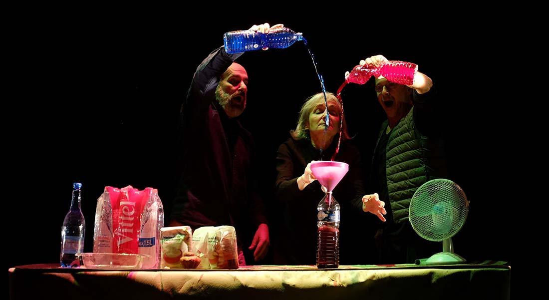 Label Illusion du collectif Label Brut - Critique sortie Théâtre Avignon Nouveau Grenier