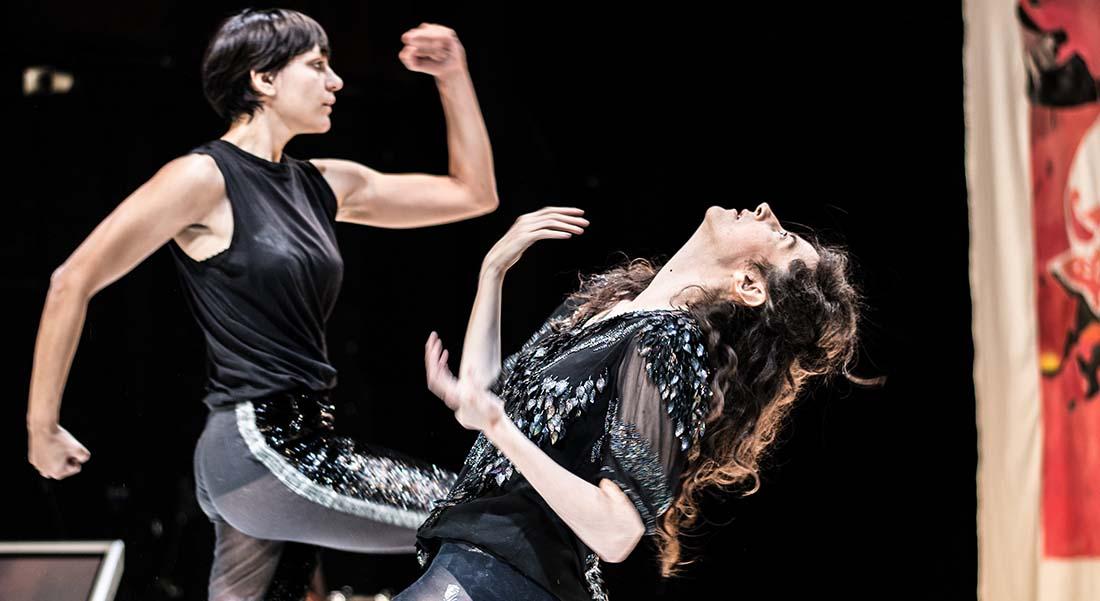 Lost in Ballets Russes et IDA don't cry me love de Lara Barsacq - Critique sortie Danse Avignon Théâtre des Doms