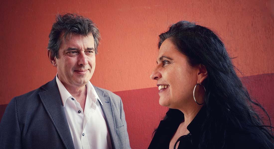 La beauté de l'art en partage, rencontre avec Laurence de Magalhaes et Stéphane Ricordel - Critique sortie  Paris