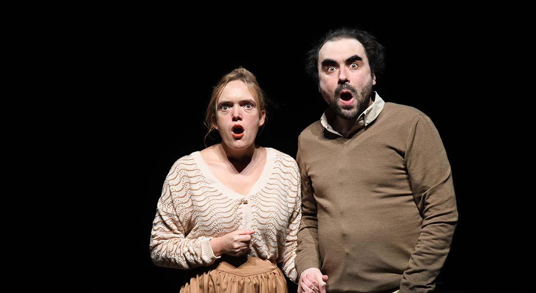 Le Bonheur des uns de Côme de Bellescize - Critique sortie Avignon / 2021 Avignon Avignon Off. Théâtre des Béliers