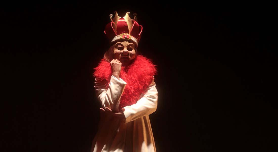 Le Petit Prince d'après Antoine de Saint-Exupéry mis en scène par Guy Simon - Critique sortie Avignon / 2021 Avignon Avignon Off. Fabrik'Théâtre