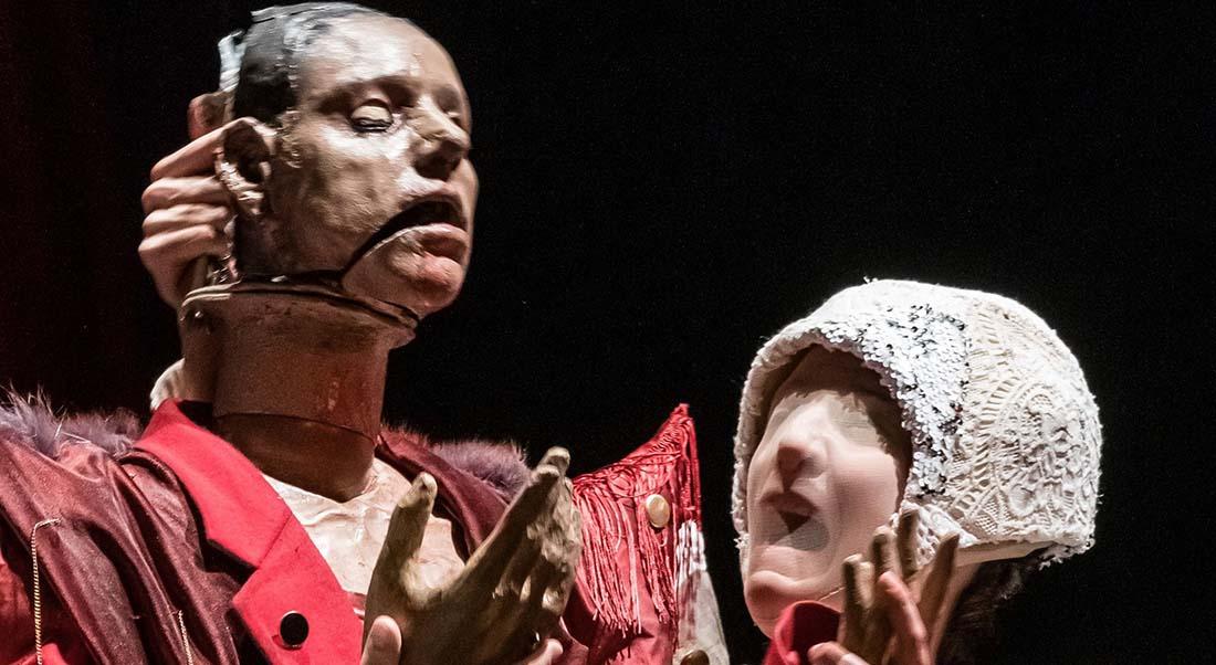 Les Souffrances de Job de Hanokh Levin mis en scène par Léa Guillec - Critique sortie Théâtre Avignon La Scierie