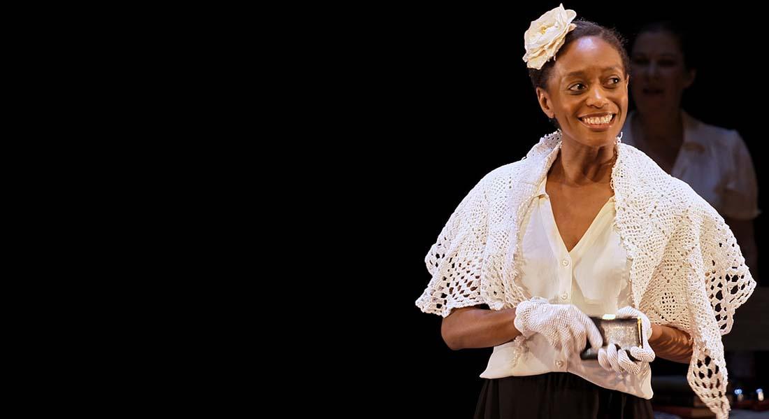 Maya, une voix d'Eric Bouvron - Critique sortie Théâtre Avignon Théâtre Essaïon
