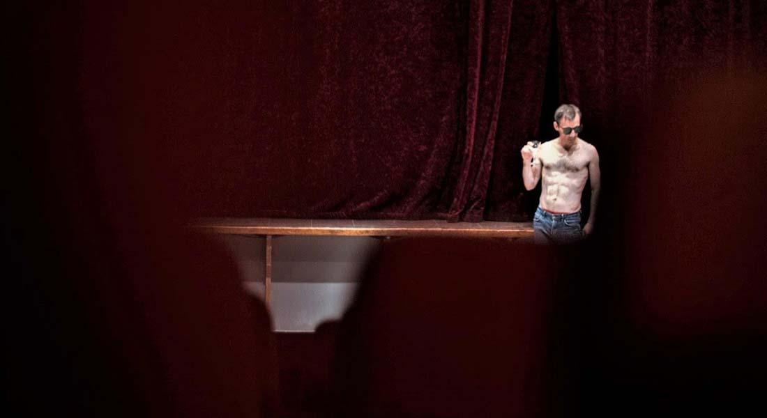 Merteuil, variation d'après Heiner Müller, mise en scène Jean-François Matignon - Critique sortie Théâtre Avignon Théâtre des Carmes - André Benedetto