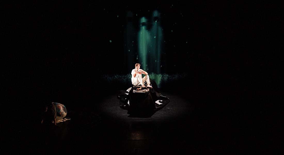 Morphine d'après Mikhaïl Boulgakov, mise en scène Mariana Lézin - Critique sortie Avignon / 2021 Avignon Avignon Off. Le 11. Avignon