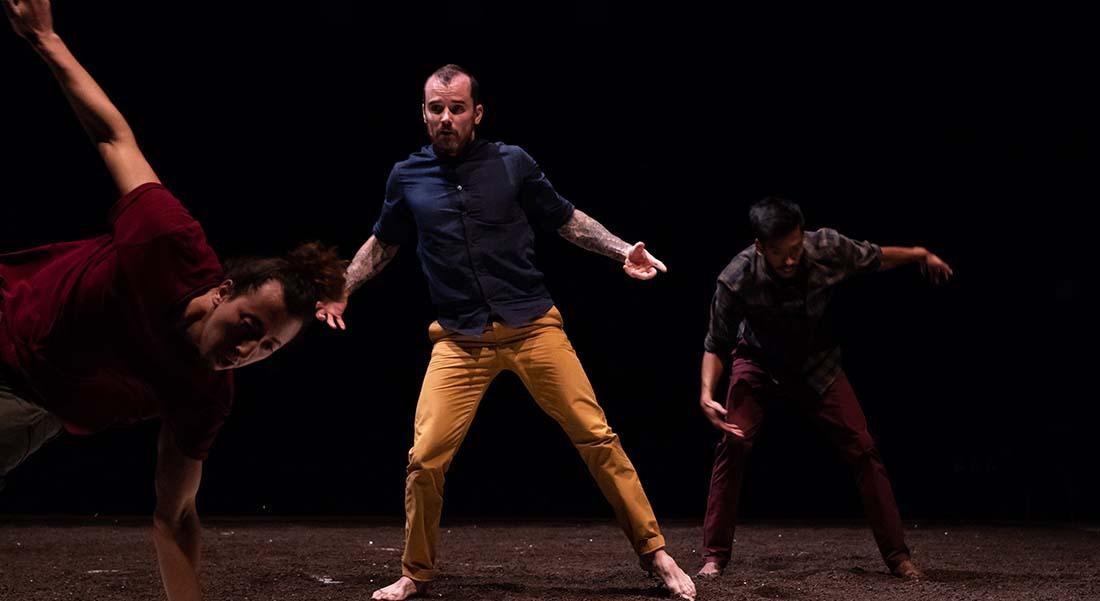 No MAN's Land de Milène Duhameau - Critique sortie Danse Avignon La Manufacture
