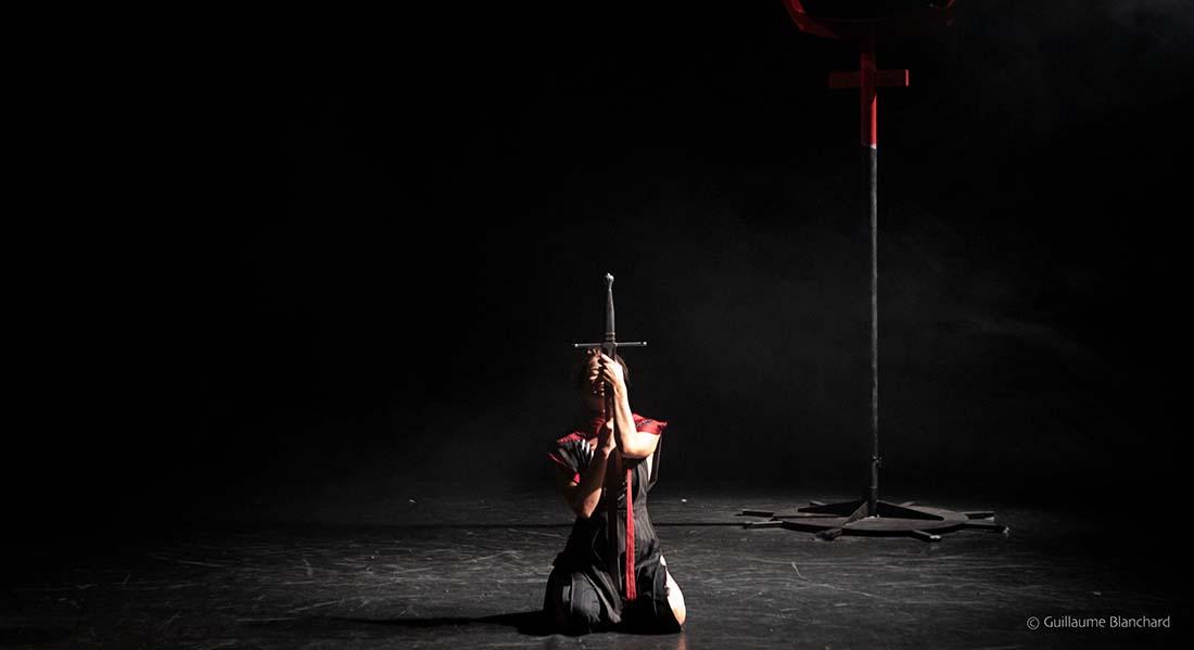 Phèdre de Jean Racine, mise en scène de Laurent Domingos - Critique sortie Théâtre Avignon Théâtre du Roi René